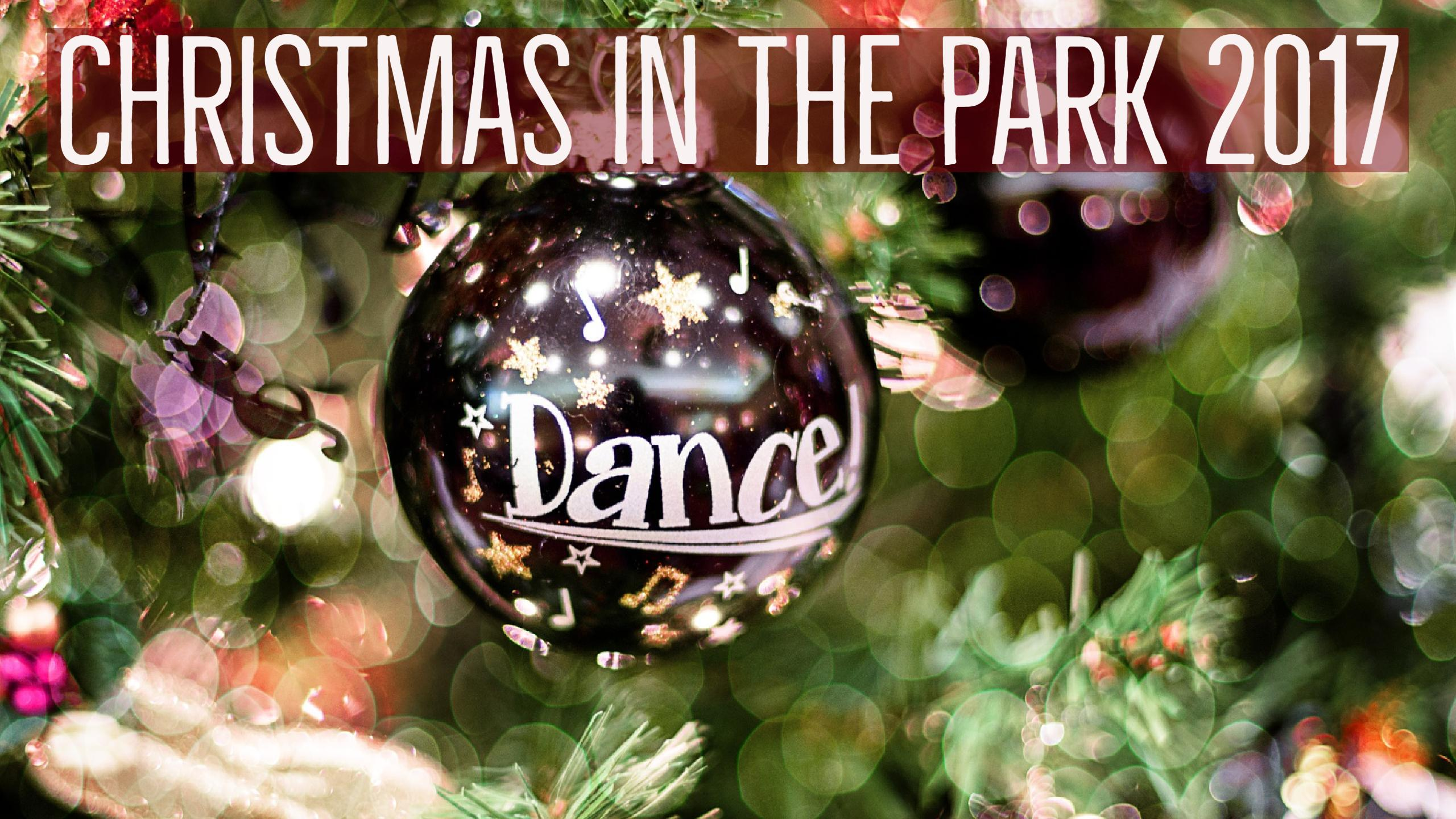"""""""Christmas in the Park"""" Show Details"""